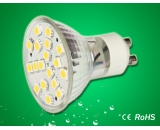 18pcs 5050SMD led dimmable bulb