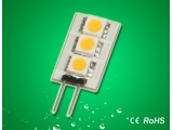 3pcs 5050SMD G4 Led Lights