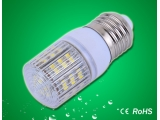 e27 48smd 3528 light with cover