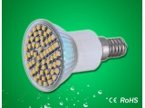 e14 60smd 3528 led cup light