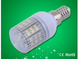e14 48smd 3528 bulb with cover