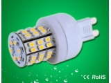 48pcs 3528 G9 SMD led bulb without cover