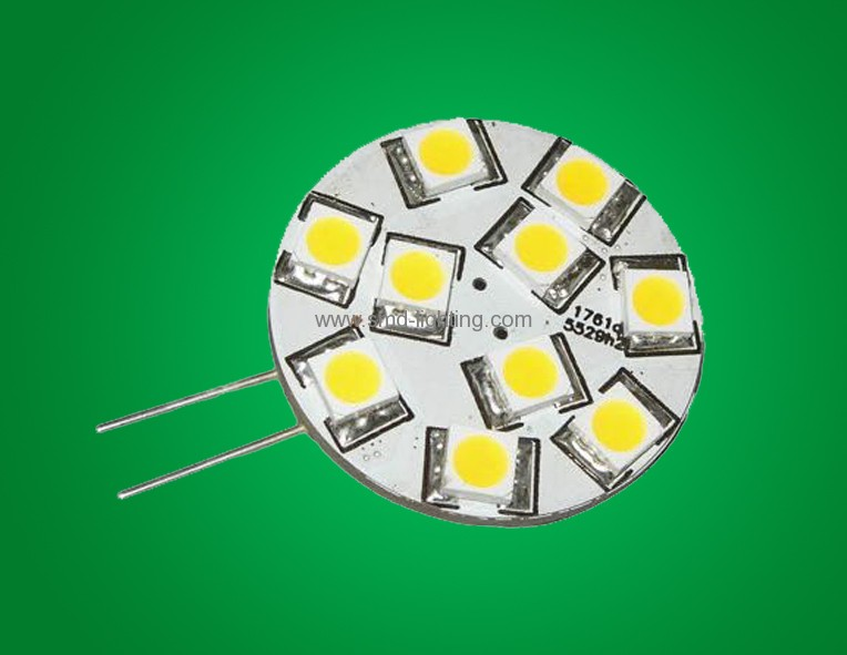 10 smd5050 G4 LED Light