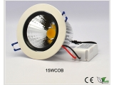 15W COB LED Replacement Downlight